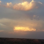 West Texas Thunderstorm - We Don't Ship These